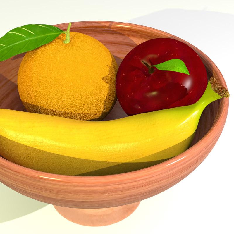 obj fruits basket