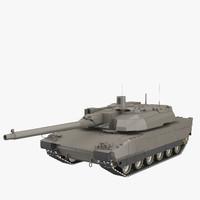 AMX-56 Leclerc Tank