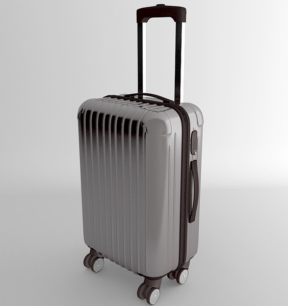c4d bag suitecase baggage