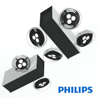 arcitone philips spot 3d max