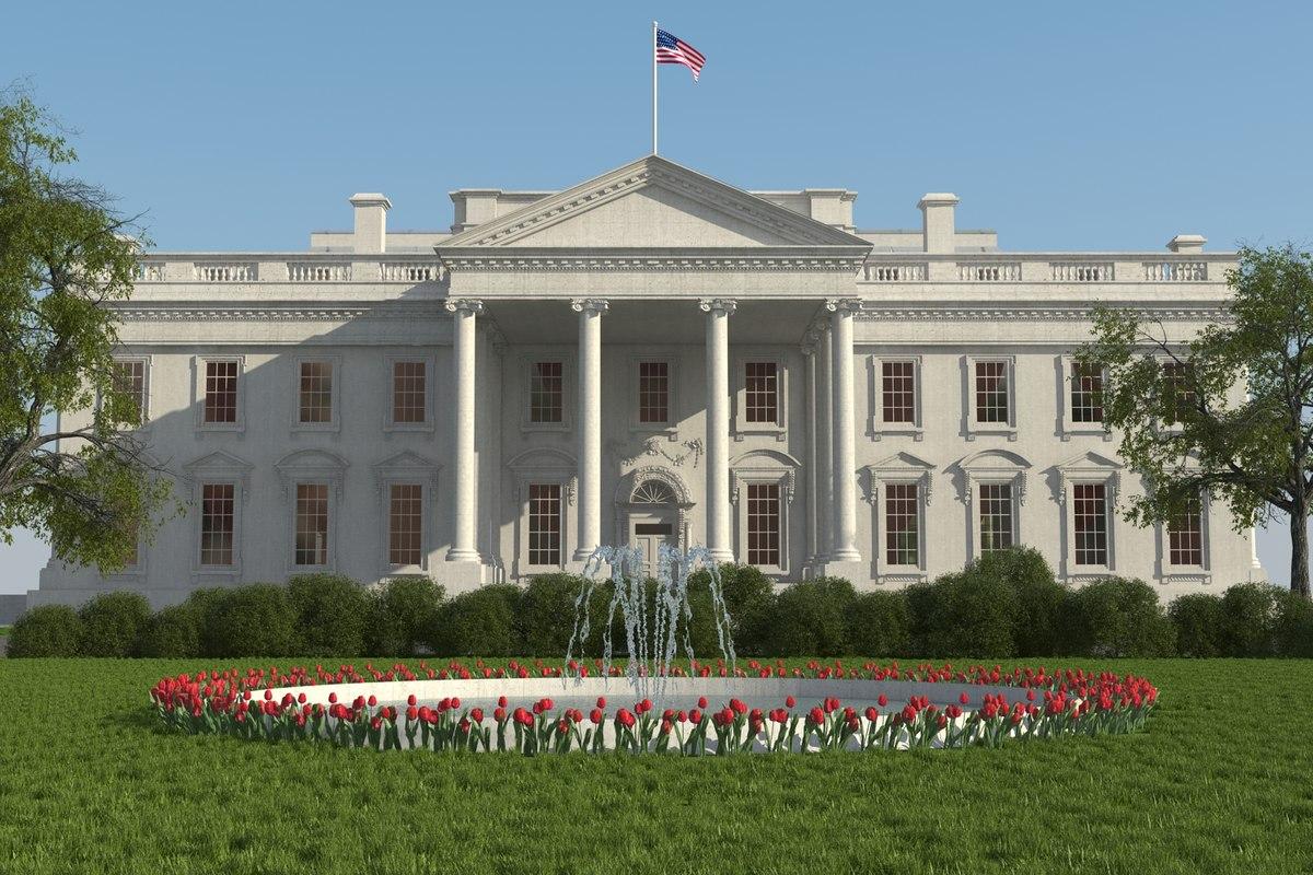 max white house