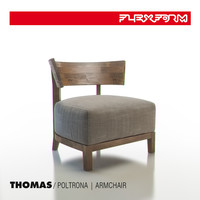 Flexform - Thomas Armchair