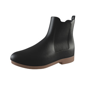 3dsmax shoes boot