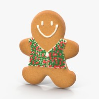 Gingerbread Cookie 03