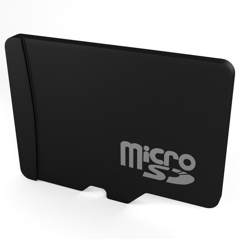 dxf microsd memory card