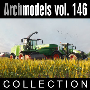 archmodels vol 146 3d max