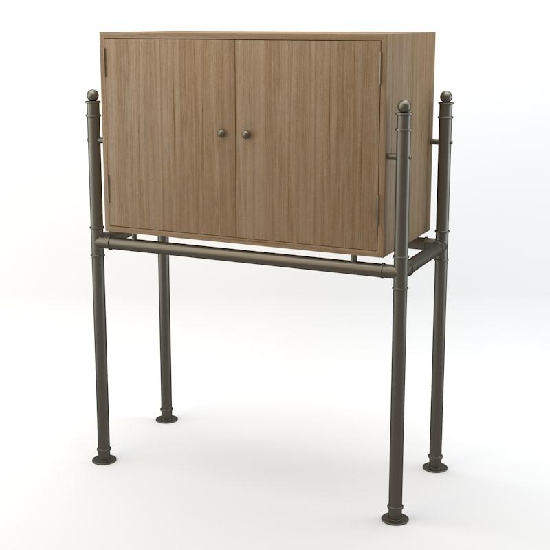 max arteriors solomon cabinet
