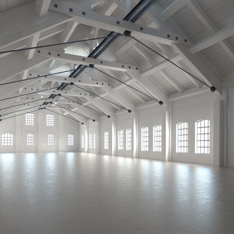 3ds max loft warehouse