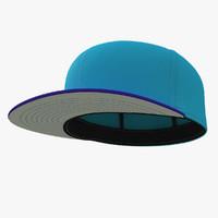 baseball cap 3d ma