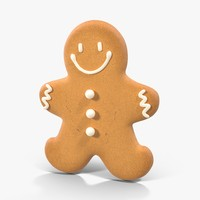 Gingerbread Cookie 04