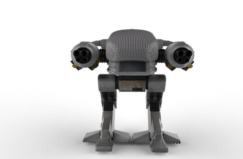 maya robocop robo