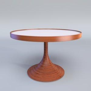 max la luna occasional table