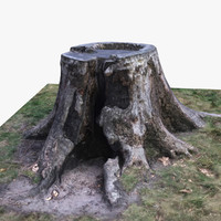 tree stump 3ds