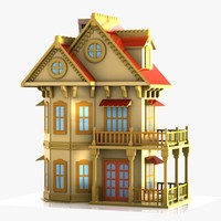 Cartoon House (12)
