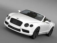 bentley continental max