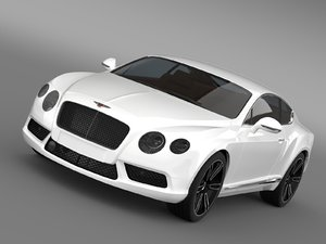 3ds max bentley continental gt v8