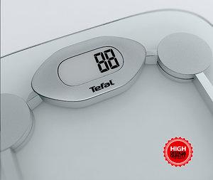 bath scale 3d model
