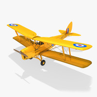 maya havilland tiger moth biplane