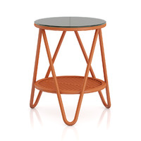 3d max orange coffeetable