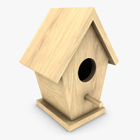 bird house 3ds