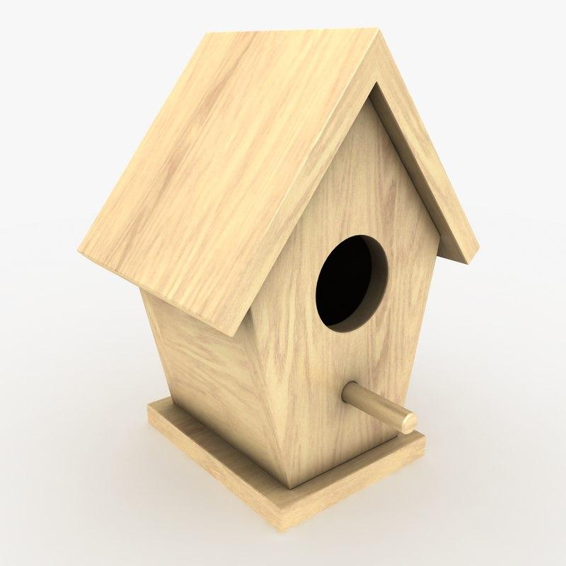 bird house 3ds