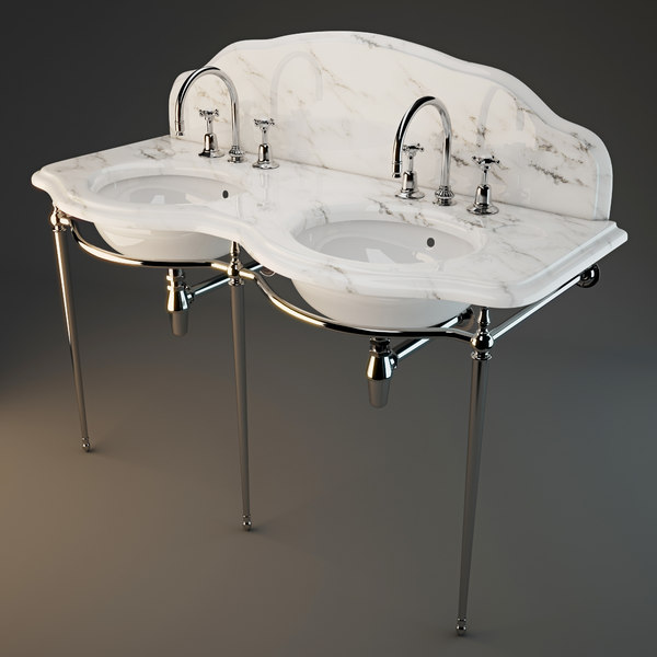 3ds max catchpole rye double washstand