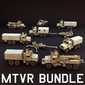 obj mtvr vehicles mk