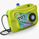 toy camera 3D models