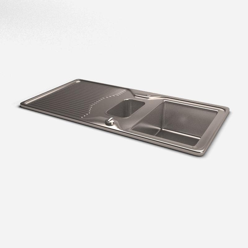 kitchen sink 3d 3ds