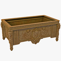 ornate planter box max