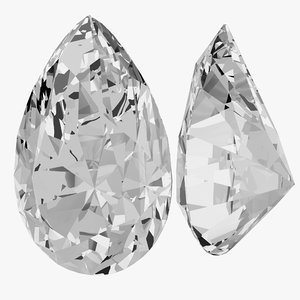 max pear shaped diamond