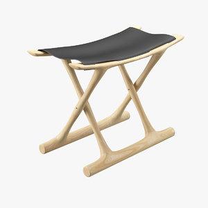 max stool ole wanscher