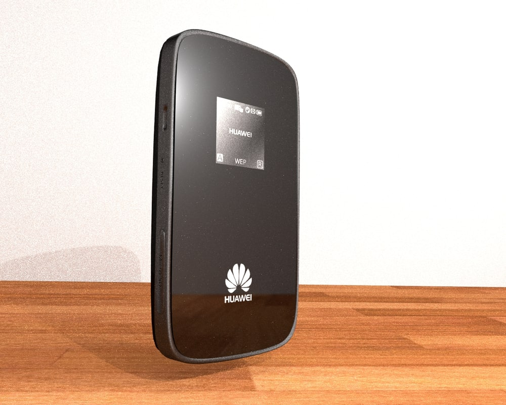 Huawei Mobile: Huawei Mobile Wifi E589 User Manual
