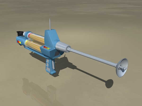 phaser rifle 3d 3ds