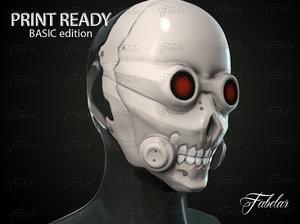 death printable stl 3d model