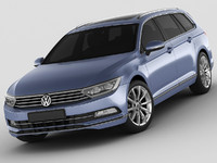 VW Passat Variant 2015