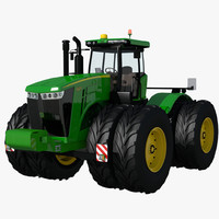 9650 Tractor