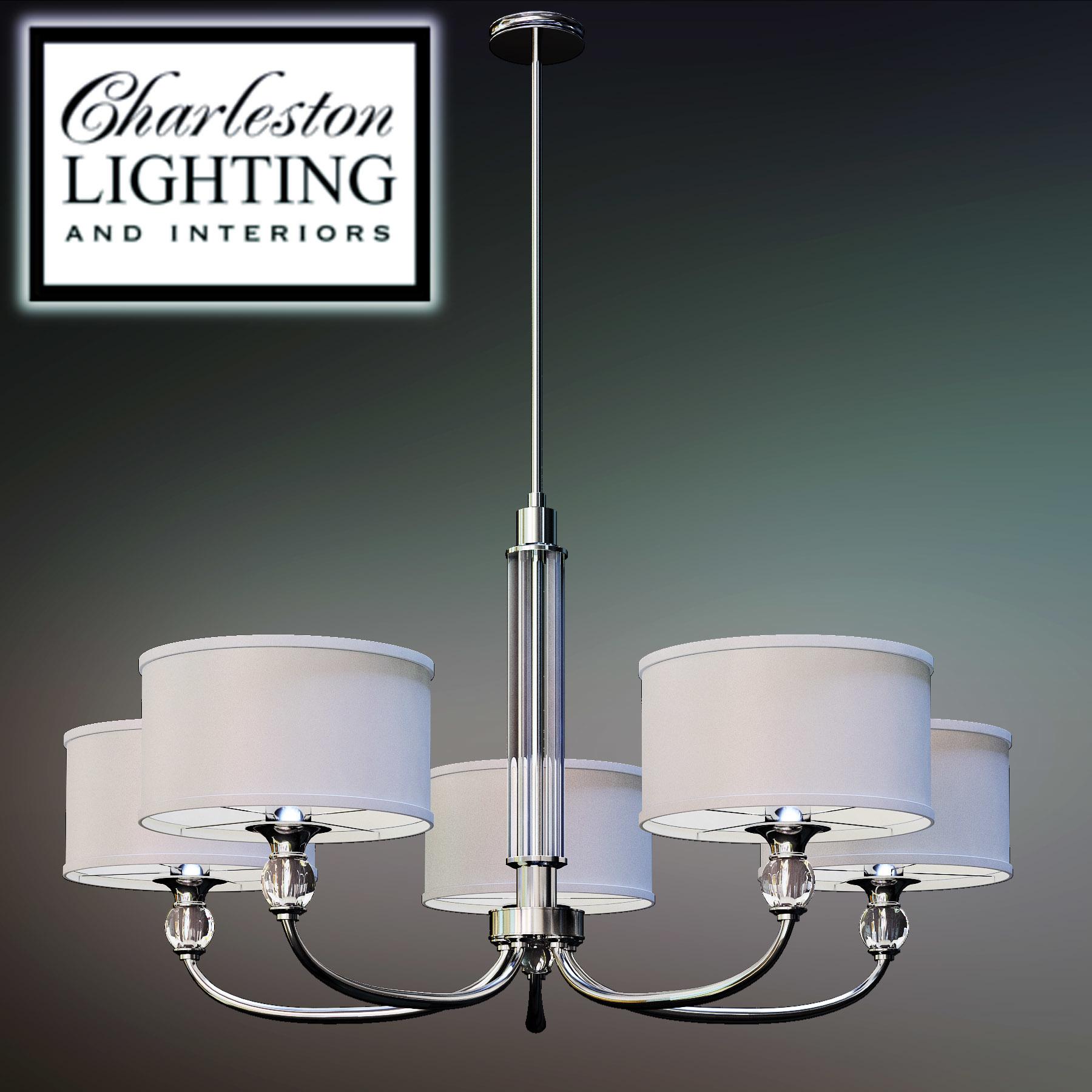 Chandelier Charleston Lighting And Interiors 000754