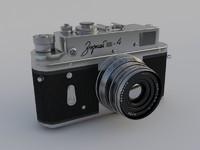 max old camera zorki 4