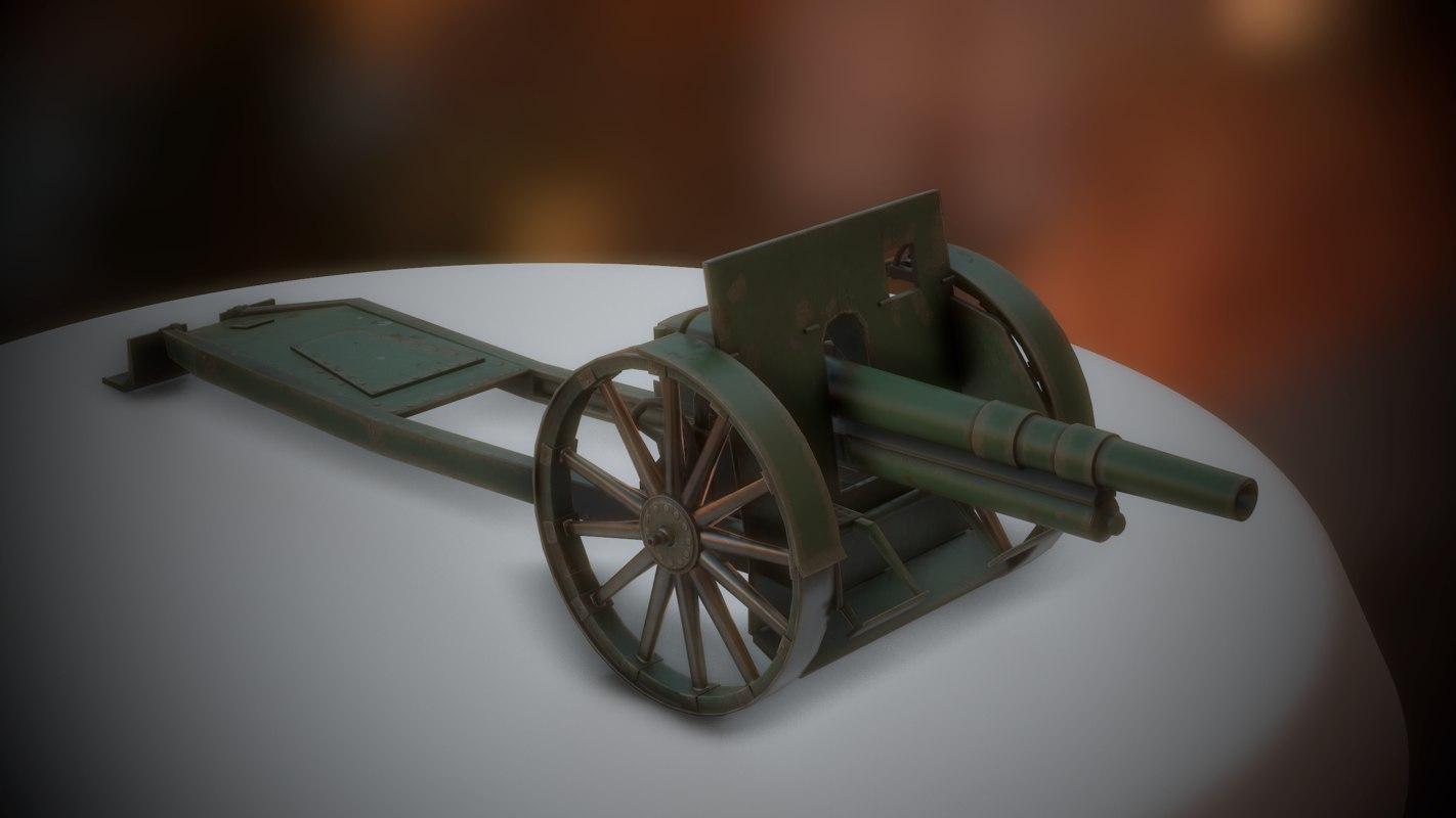 ww1 howitzer ma free