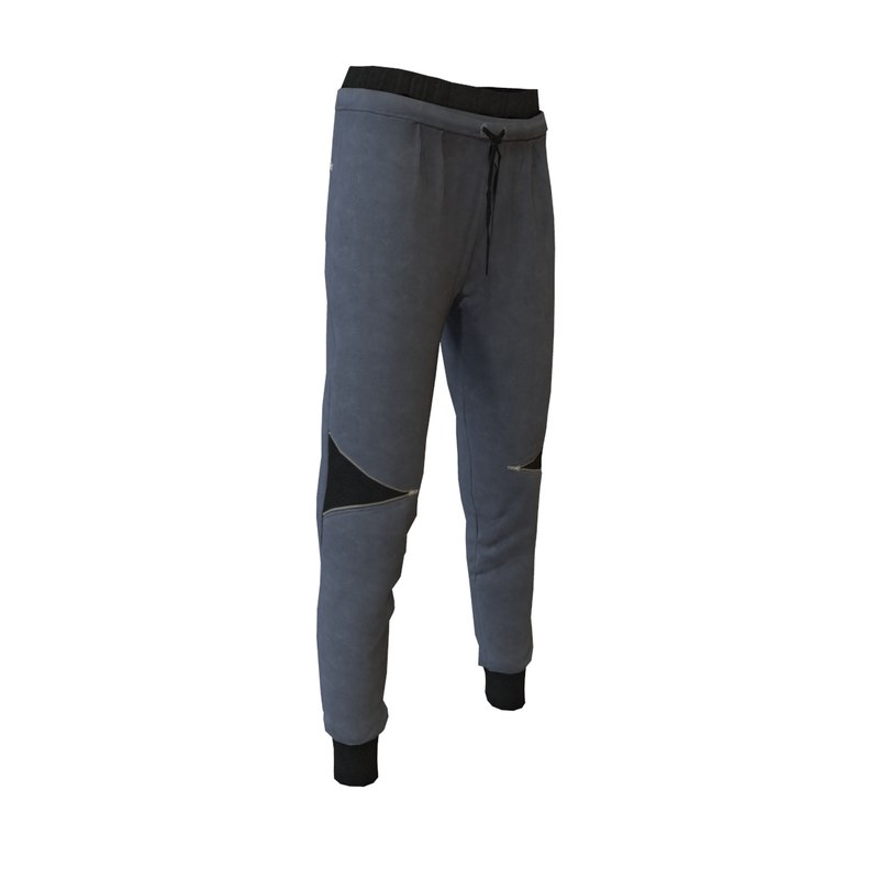sport pants 3d model