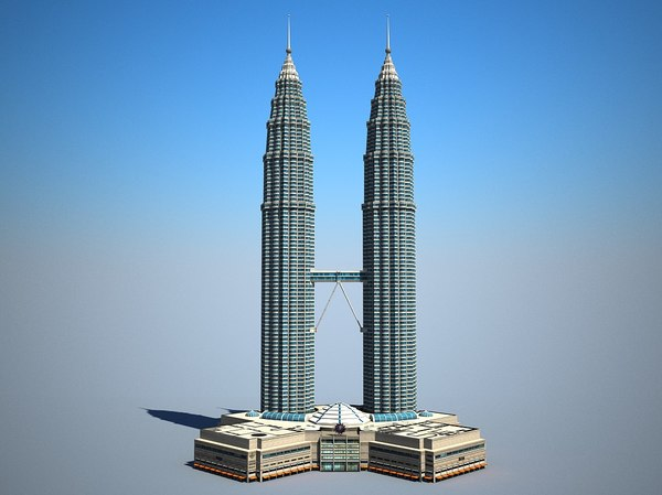 3ds tower petronas