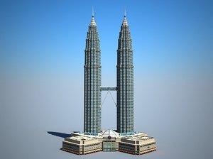 3ds tower petronas
