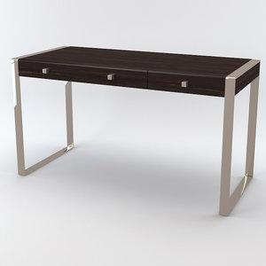 3d davidson stanway table model