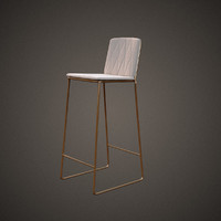Jardan Seb Kitchen Stool