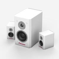 max speakers design