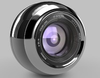 Sphere Camera Lens