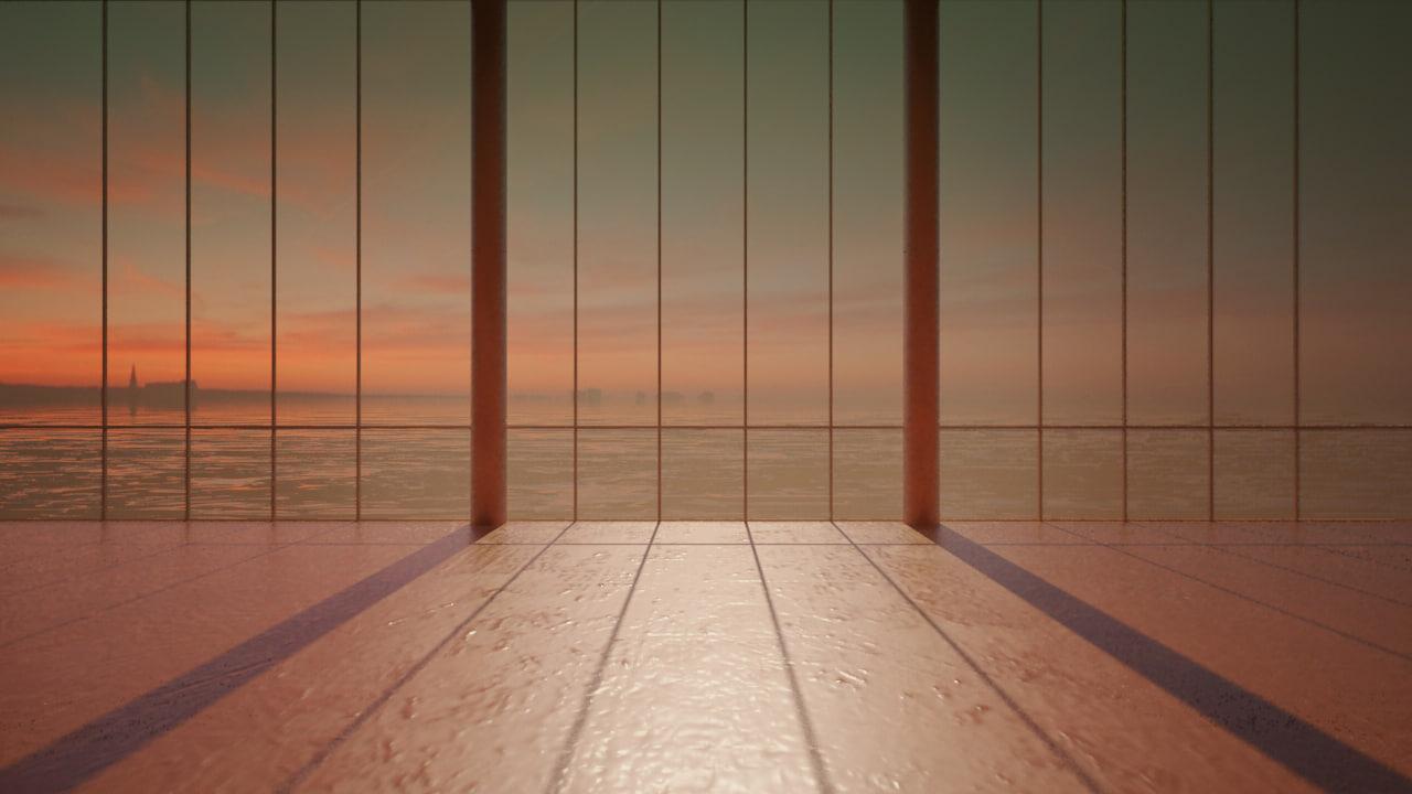3d model room big panoramic