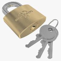 keys model
