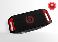 3d model beatbox dr dre